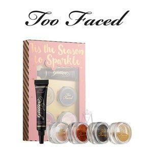 Too Faced Makeup - ❤NWT Too Faced Tis the Season to Sparkle